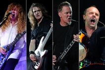 Megadeth Metallica