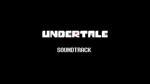 Undertale OST-Undertale - Dating Start!