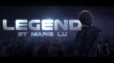 Legend by Marie Lu - Fan Movie Trailer