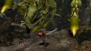 Feyrbrand attacks Dart