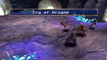 Swift Dragon uses Cry of Dragon