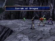 Baby Dragon uses Sorrow Of Dragon