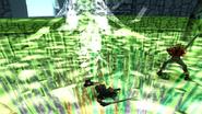 Feyrbrand Dragon Spirit uses Feeler Whip