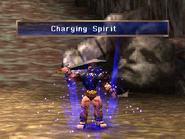 Berserker charging spirit