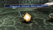 Dragon Soldier uses Physical Attack Barrier