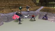 Death Purger uses Des Rapier