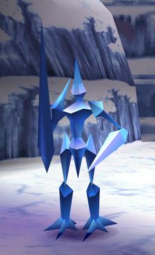 Freeze Knight