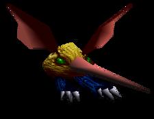 Vampire Kiwi