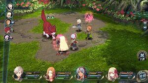 Akatsuki AT battle