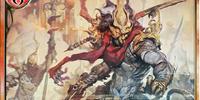 Pharnaces, Blaze Commander