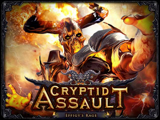 Cryptid Assault XII