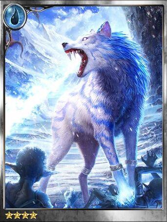 (Icewolf) Enraged Falk