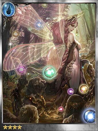 (Seize) Fountain Fairy Fleur