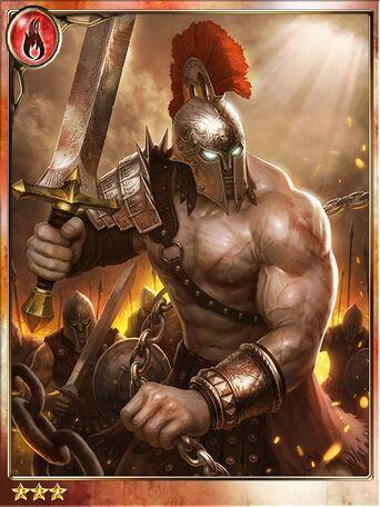 Revolting Gladiator Tobias