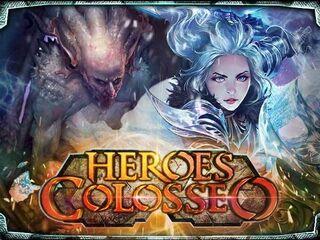 Heroes Colosseo XXVIII