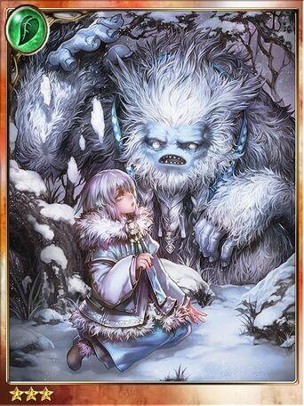 Lonely Snow Woman & Yeti