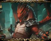 Burning Dragonoid thumb