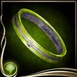 Green Sparkling Ring
