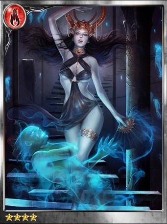 (Extraneous) Violette, Hades Guard