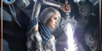 (Glowing) Lumeria of the Lightspar