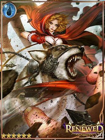 (Torrent Fang) Red Wolf-Riding Hood