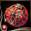 Red Musical Ball EX