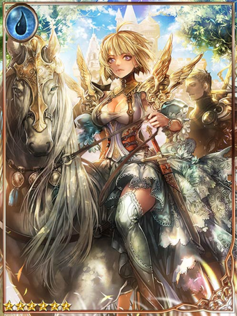 (Golden) Valorous Princess Beatrix