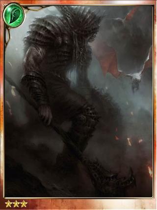Enraged Chronos