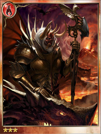 Purgatory Mercenary Ogghorn