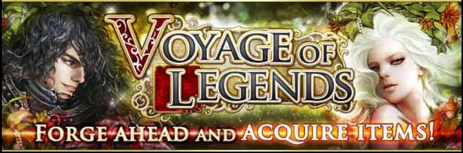 Voyage of Legends 3