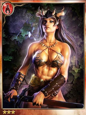Amazon Queen Hippolyte