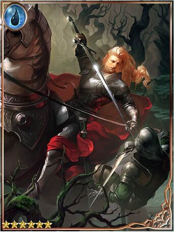 (Chivalrous) Martyred Knight Gawain
