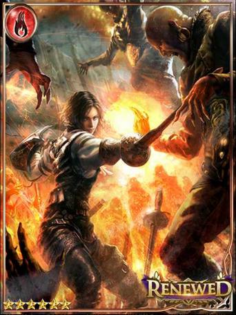 (Camaraderie) Athos, Evil's Bane