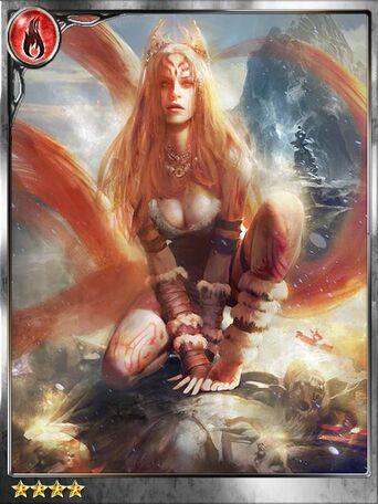 (Prowl) Celes the Blazing Foxwoman