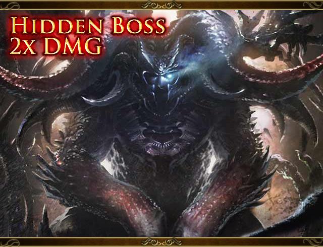 Hidden Boss (Return) Immortal Lifesnatcher Artur