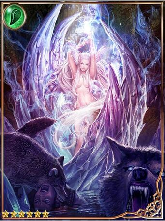 (Shining) Silver Maiden Priscilla