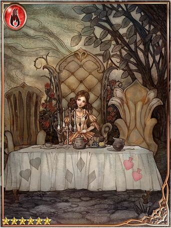 (Tea) Alice Listlessly Waiting