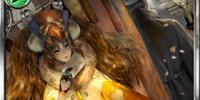 (Curious) Lovely Thief Ladyhawk