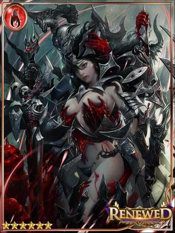 (Embraced) Iron Queen Rozelia O'Lia