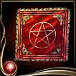 Red Altar Cloth