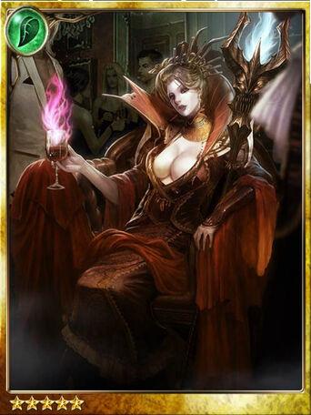 Sumptuous Vampiress Alzbeta