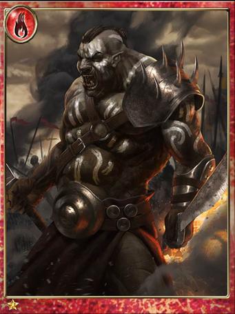 Triumphant Dark Commander