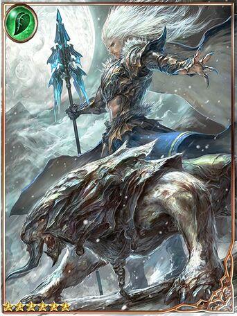 (Decisive) Devoted Ice Prince Aegir