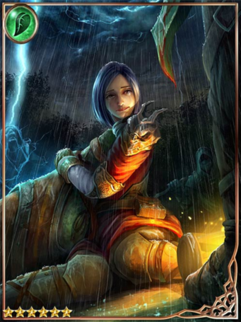 (Deluge) Einie the Rainwoman