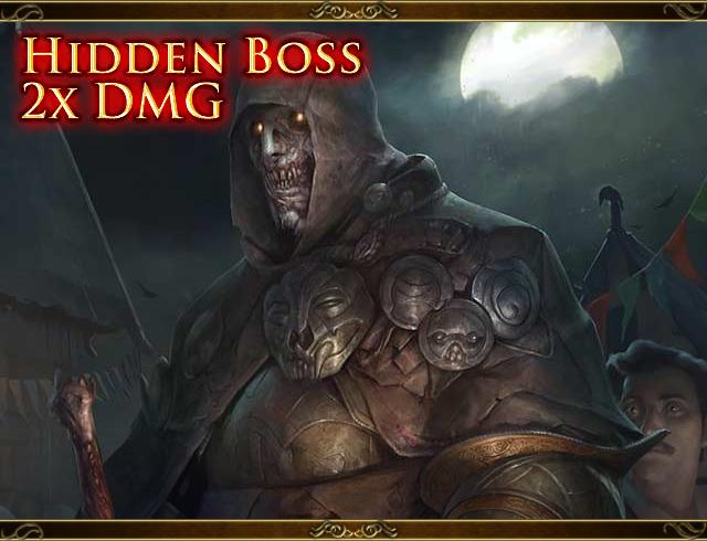 Hidden Boss Headhunting Devil Folsius