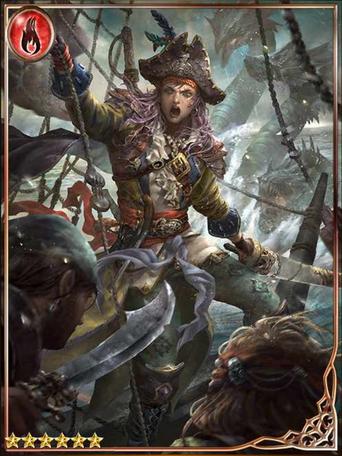 (Raging Seas) Lone Pirate Juan