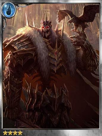 (Sharp) Outraged Skeleton King
