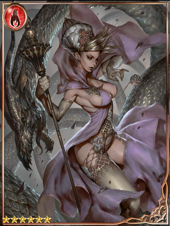 (Interjecting) Alisa, Dragon Witch