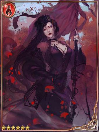 (Death Omen) Mourning Corum