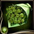 Green Romantic Bouquet